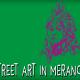Strassenkunst in Meran